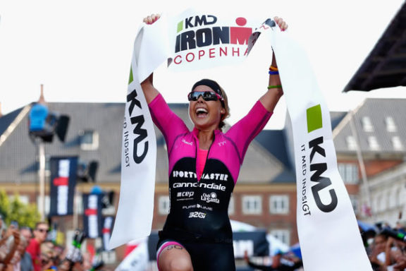 August 24 2015 – Michelle Vesterby: 1° place at Ironman® Kopenhagen (Denmark)