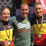Alexandra and Kenneth National Champion Half Distance