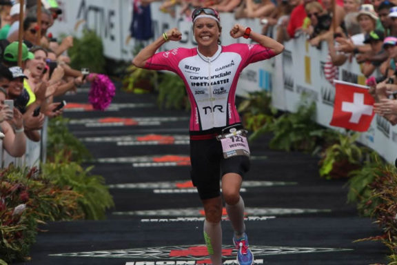 October 10 2015 – 4° place at Ironman® World Championship Kona (Hawaii)