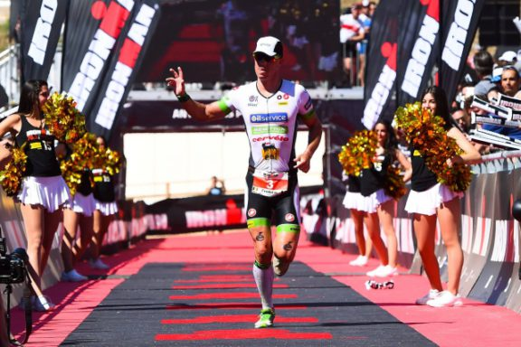 19 MAY 2015 – FREDERIK VAN LIERDE 3RD PLACE AT IRONMANⓇ 70.3 in BARCELONA