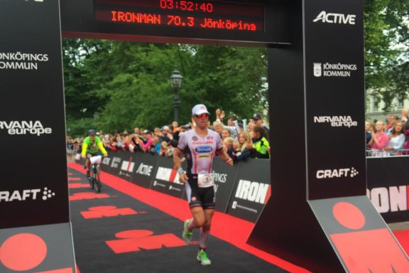 10 JULY 2016 – FREDERIK VAN LIERDE 2ND place AT IRONMAN® 70.3 in SWEDEN