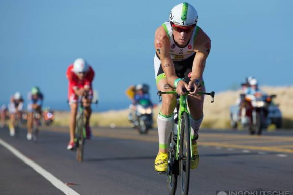 12 OCTOBER 2014 – FREDERIK VAN LIERDE 8TH place at world championship IRONMAN® in HAWAII