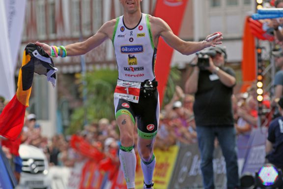 6 JULY 2014 – FREDERIK VAN LIERDE VICTORY AT IRONMANⓇ in FRAKFURT