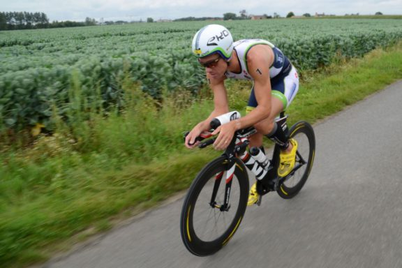 25 AUGUST 2013 – FREDERIK VAN LIERDE VICTORY AT THE TRIATHLON IN DEINZE