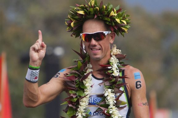 12 OCTOBER 2013 – FREDERIK VAN LIERDE VICTORY AT IRONMANⓇ WORLD CHAMPION in HAWAII