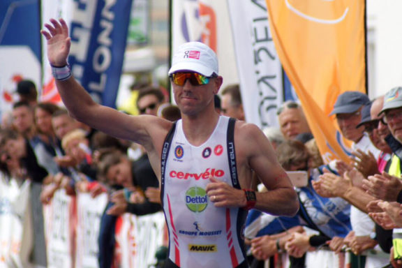 3 July 2017 – frederik van lierde victory at triathlon in Sables d'Olonne
