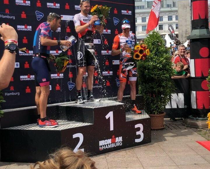 Bart Aernouts Ironman Hamburg 2018