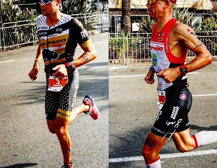 Ironman 70.3 Nice Rudi Von Berg Frederik Van Lierde