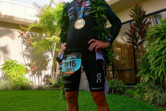 14 Oktober 2018 – 2nd place for Bart Aernouts at Ironman Kona WC