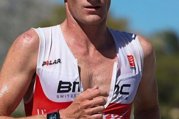 13 May 2017 – WILL CLARKE 4th PLACE at Ironman 70.3 in Mallorca