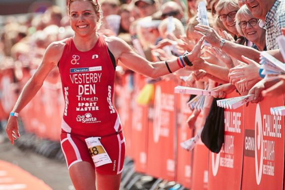10 june 2017 – Michelle versterby 5th place at Challenge Denmark