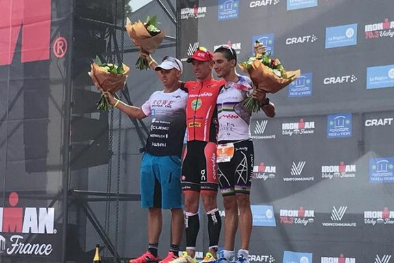 26 August 2017 – Frederik Van Lierde victory at Ironman 70.3 Vichy