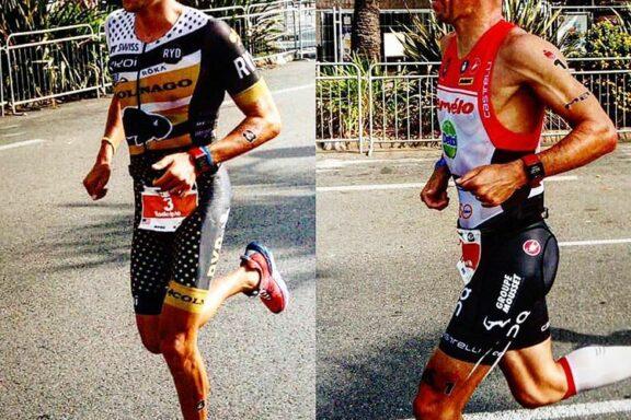 16 September 2018 – Victory for Rudi Von Berg at Ironman 70.3 Nice, Frederik Van Lierde 2nd