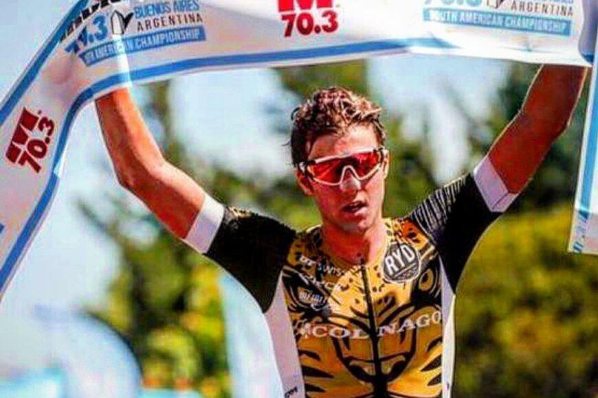 Rudi Von Berg Ironman Buenos Aires