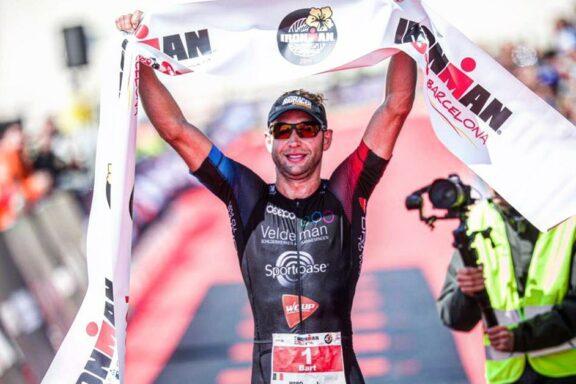 19 May 2019 – Victory for Bart Aernouts at Ironman 70.3 Barcelona
